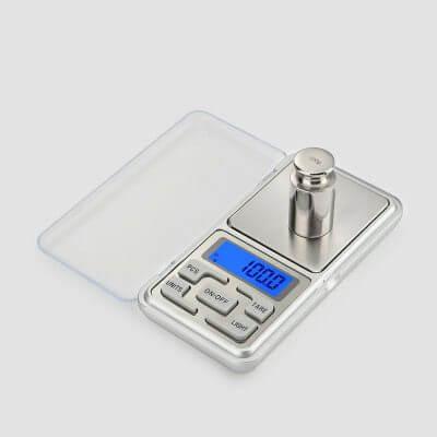 Электронные карманные весы Scale MH-300 300г/0.01г