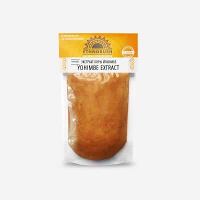 Экстракт коры йохимбе (йохимбин, Yohimbe extract), порошок